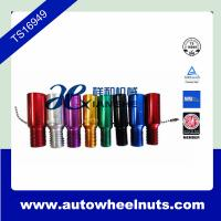 China 10.9 Grade Aluminum Colorful Wheel Nut Thread Gauge Checker ISO/TS16949 wholesale