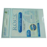 China LDPE ZOB20 Customise Printed Plastic Ziplock Bags  on sale