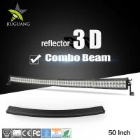 China 50 Inch 288W Jeep Off Road Lights PC Lens Material 24 Months Warranty wholesale