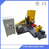 China factory price floating fish feed pellet machine fish feed machine wholesale