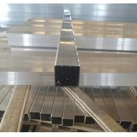 China Magnesium alloy pipe AZ80A rectangular tube Extruded Magnesium pipe AZ80A-T5 magnesium alloy pipe tube rod wholesale