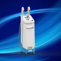Quality Best popular CE approved 8 inch touch colour screen opt shr ipl hair removal machine with CE FDA approved for sale