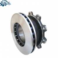 China ULK Chinese Brake Disc Parts For Car OEM 43512-12160 DF1918 6114.00 High Quality Brake Rotor For Toyota wholesale