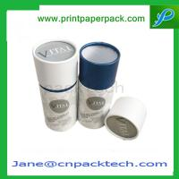 Quality Promotional Tube Box Round Paper Box Gift Box Tea Packaging Box OEM for sale