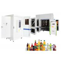 China High Speed Automatic Pet Bottle Filling Machine For Energy Drinks / Pure Water wholesale