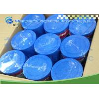China Blue EPE Foam Roller Yoga Deep Tissue Massage Foam Roller Stick For Stretching wholesale