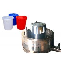 China High Precision Plastic Bucket Mould 300 Thousand Times Life Time Corrosion Resistance wholesale