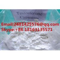 Quality Raw Anabolic Steroids Testosterone Cypionate Powder Test Cypionate For Muscle Building for sale