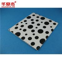 China Fireproof Plastic Wall Claddings With Cow Pattern 25 Years Guarantee wholesale