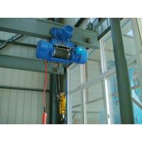 China CD / MD Type Electric Wire Rope Hoist For Overhead Crane , High Performance wholesale