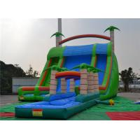 China Commercial Inflatable Water Slide Swimming Pool For Children wholesale