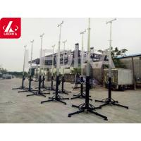 China Indoor Activities Lifting Truss Tower Systems 600KG Large Load Capacity wholesale