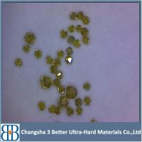 China mono-crystal industrial synthetic diamond wholesale