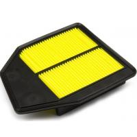 China 10.5 X 8.8 X 2 Inches Car Engine Filter 17220 R40 A00 With Yellow / White Paper wholesale