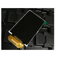 China 4.0 Inch Touch Screen TFT LCD Display 300cd/m² Brightness 320x480 MCU 8/16 Bit Interface wholesale