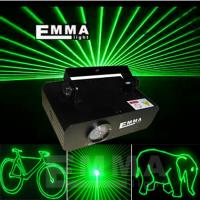 China 200MW green Animation laser lighting Professional Stage Projector Laser Show Light wholesale