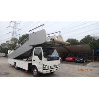 China High Loading Aircraft Boarding Stairs , Airplane Steps Ladder Easy Moving wholesale