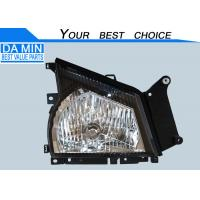 China White Color  Isuzu Truck Headlights Unit For NPR 8980098260 Normal Size wholesale