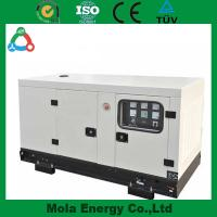 Quality 20KW Soundproof AC 3 Phase Output Type biogas generator for sale