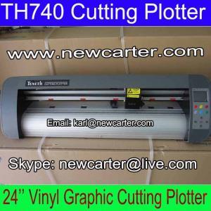 China Smart Contour Cutting Plotter Vinyl Sticker Cutter TH740 Vinyl Cutter Vinyl Sign Cutters wholesale