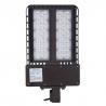 China Shoebox Exterior Parking Lot Lighting150w UL DLC AC 200-480V Lumileds Light Source wholesale