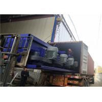 China Dry type carbon steel wire Lz11/550 straight line wire drawing machine on sale