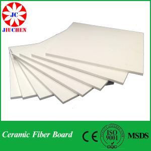 China JC-Board Series polycrystalline mullite fiber board ceramic fiber board wholesale