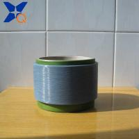 Quality light grey carbon inside conductive nylon filaments 20D/3F-threelots surface low for sale