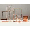 China Steel Metal Crafts Shop Window Displays Accessories OEM / ODM Acceptable wholesale