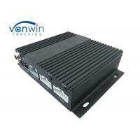 SD WIFI Support Playback CMS 8 Channel Mobile DVR MDVR for Public Bus Manufactures