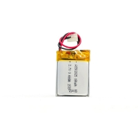 China 180mAh 3.7 Volt Lithium Polymer Battery Within 1C Rate wholesale