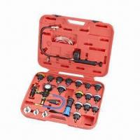 China Cooling System Vacuum Purge and Refill Kit (6pcs) for Auto/Motorcycle Repair Tools wholesale