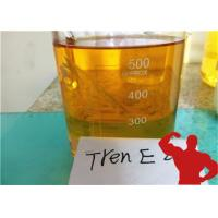 China Semi - Finished Injectable Anabolic Steroids Trenbolone Enanthate 200 For Muscle Gaining wholesale