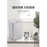 China White Automatic Kitchen Garbage Can / Small Sensor Kitchen Waste Bins wholesale