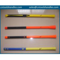 China Pickaxe replacement fiberglass handle, pick axe replacement handles wholesale