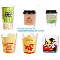 China Economical 8oz Disposable Custom Paper Coffee Cup,Hot selling beverage paper cups,cup sleeve,custom paper coffee cup sle on sale
