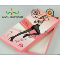 Decorative Cardboard Handcrafted Gift Boxes With Lids , Bikini Garment Packaging Box