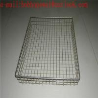 China instruments tray /stainless steel wire mesh basket /wire mesh basket /medical instruments tray wholesale