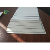 China Moisture Proof Coated Duplex Board 250gsm Grey Back Offest Printing For Package wholesale