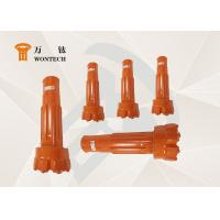 China Hard Alloy DTH Hammer Bits With Latest Heat Treatment Fast Penetration wholesale