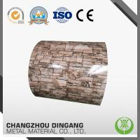 China Prepainted Steel Coil For Roofing Material , PE / PVDF Coating Painted Aluminum Sheets wholesale