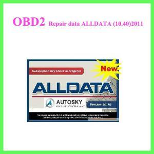 China Repair data ALLDATA (10.40)2011 wholesale