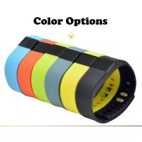 China Fitness Bracelet Watch Sleep Monitor Bluetooth Smart Devices Silicone Wireless Band wholesale