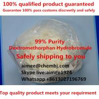Quality Pharmaceutical Intermediates DXM Dextromethorphan Hydrobromide HBr for Weight Loss for sale