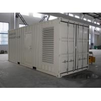 China CUMMINS Standby Container Generator Set Reasonable Structure  Enclosed Housing wholesale