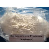 China No Side Effect Raw Anabolic Steroids Drost Propionate / Masteron CAS 521-12-0 wholesale