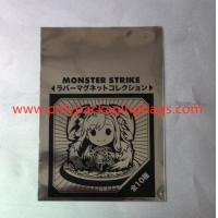China Exported to Japan, aluminum foil self-adhesive bag for children's toys wholesale