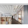 China Beautiful  Custom Ceilings ,  Library Aluminum Ceiling Panel  PE Powdercoated wholesale