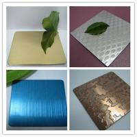 China Stainless Steel Decoration Plate wholesale