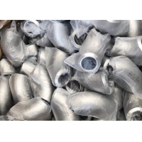 China ASTM B815 S31803 / S32205 DIN 1.4462 Super Duplex Stainless Steel Pipe Reducer wholesale